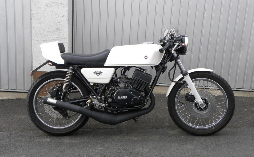 Yamaha RD250 Cafe Racer